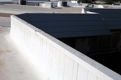 Parapet Wall Repairs & Waterproofing in Phoenix