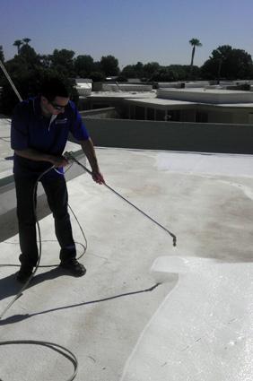 Phoenix Roof Coatings & Deck Coatings