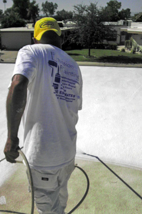 Mesa Roof Coatings and Deck Coatings