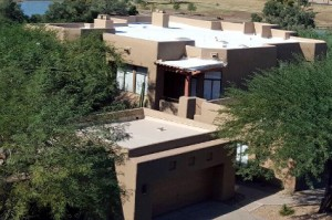 Fountainhead Roof Coating Project in Fountain Hills