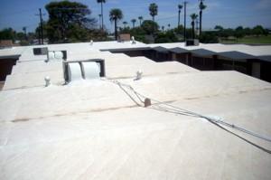Phoenix Church Roof Coating Project