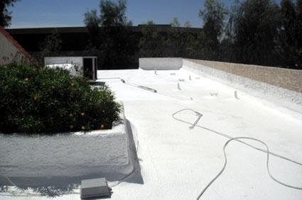 Patio Home Roof Coatings in Scottsdale